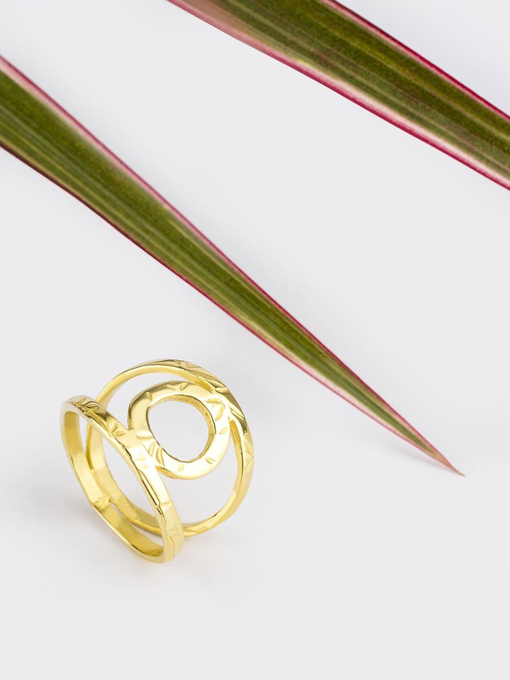 anillo de oro para chicas, joyas para regalar a mi novia, anillos de oro para regalo, joyas marteliè barcelona, joyasmarket