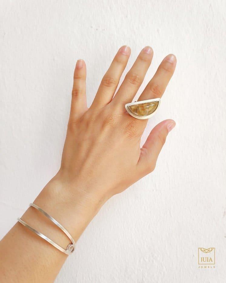 pulseras de plata tous, juia jewels barcelona, regalar pulseras de plata de diseño, joyeria etica, fairmined, joyasmarket