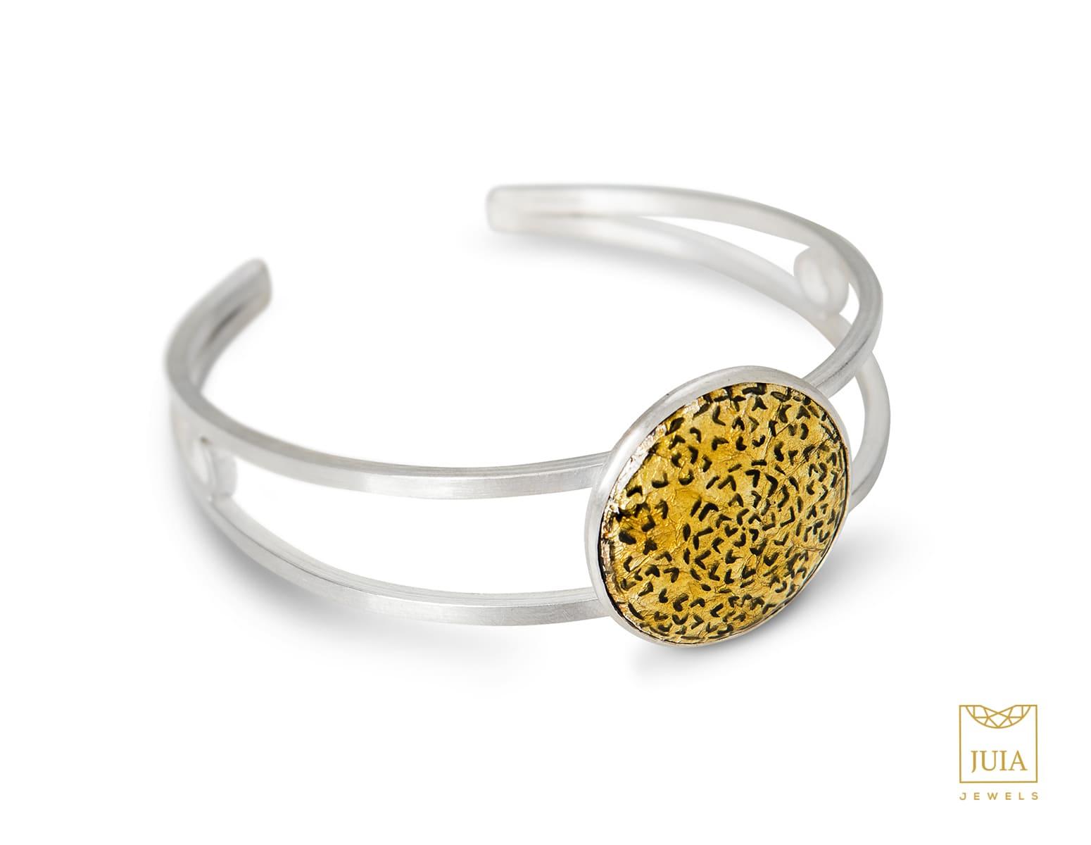 pulseras de plata para mujer, joyas artesanales, joyas para regalar, juia jewels barcelona, joyasmarket