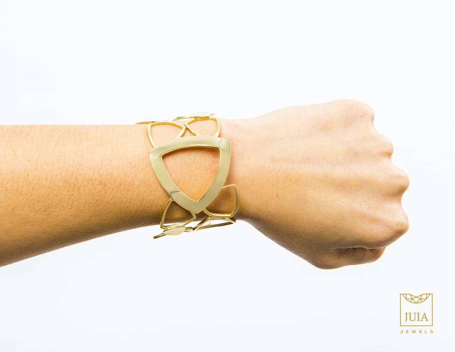 pulseras de plata para mujer, juia jewels barcelona, regalar pulseras de oro de diseño, joyeria etica, fairmined, joyasmarket