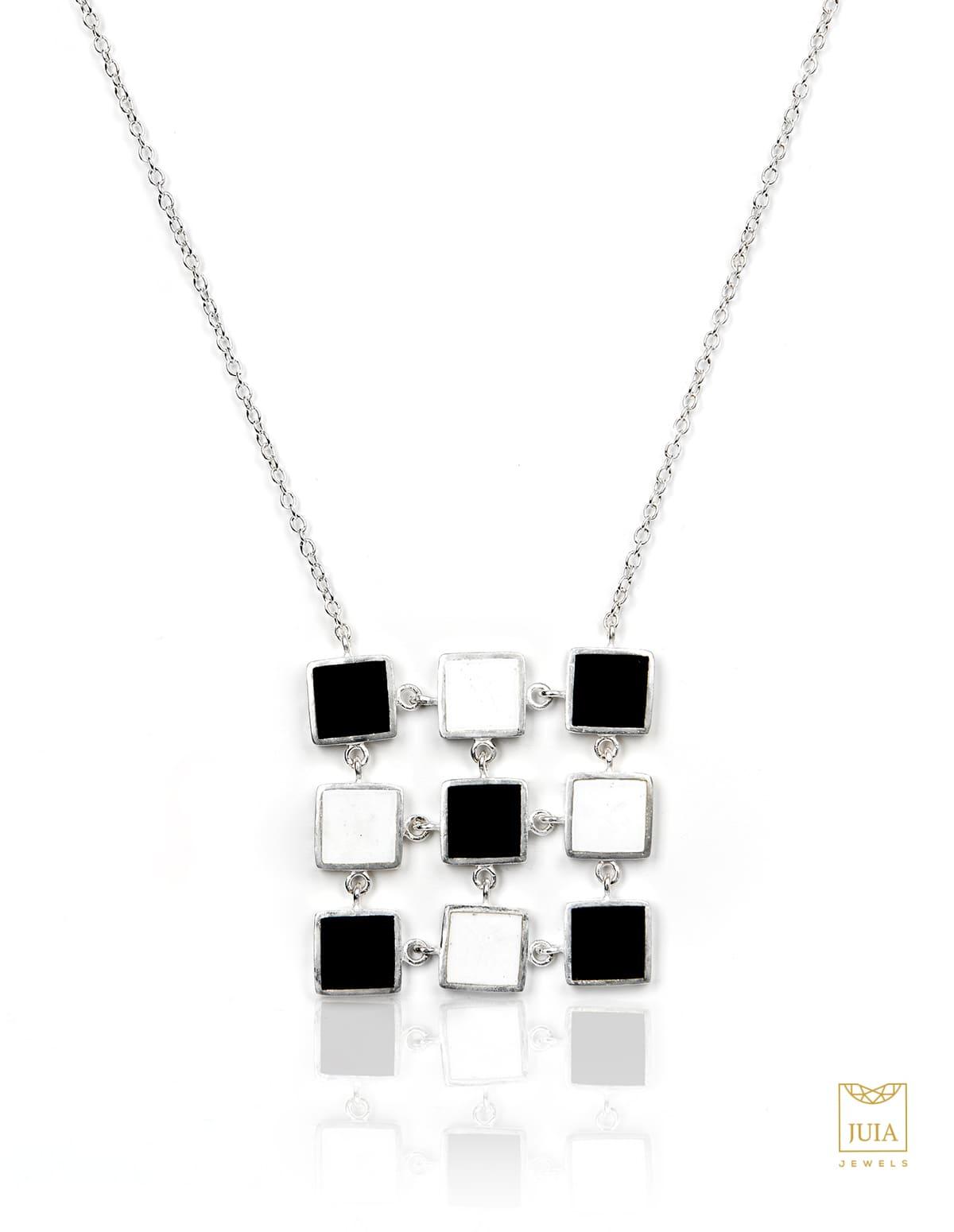 collares de plata para mujer, joyas artesanales, joyas para regalar, juia jewels barcelona, joyasmarket