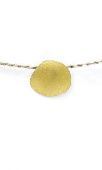 collar de oro fairmined, collar de oro para boda, collar de oro para vestido, collar de oro elegante, collar de oro especial, collar de oro para mujer aniversario