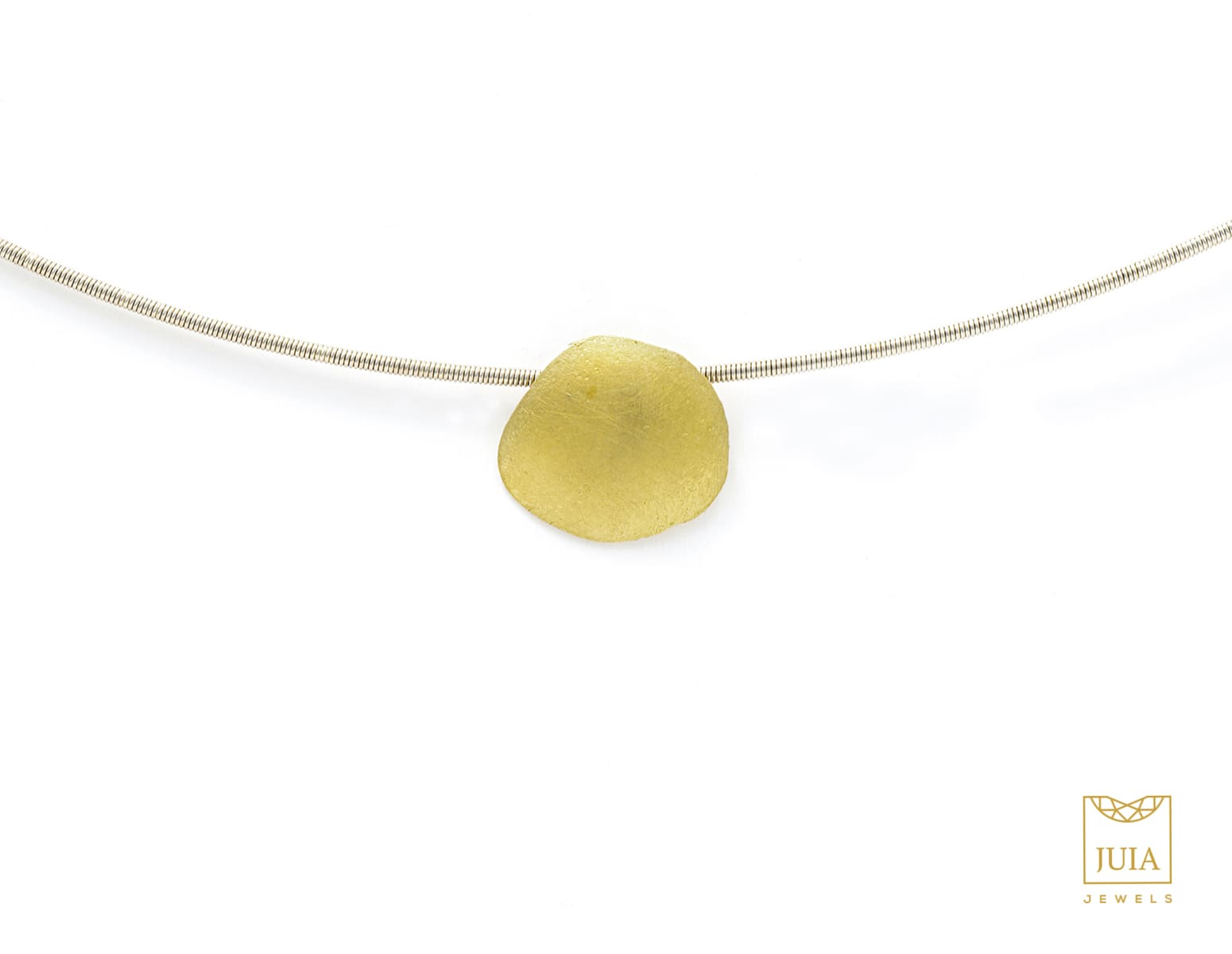 collar de oro para aniversario, joyas artesanales, joyas para regalar, juia jewels barcelona, joyasmarket