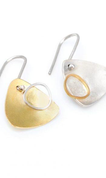 pendientes de oro para mujer, pendientes de plata para mujer
