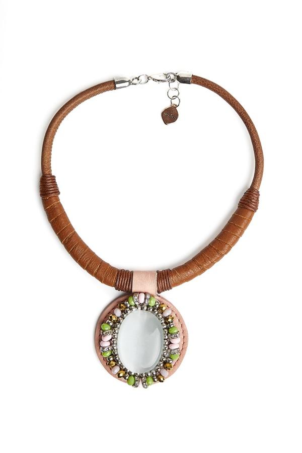 collar de estilo boho para mujer, joyas artesanales, joyas para regalar, lalaeuno, paola torrighelli, joyasmarket