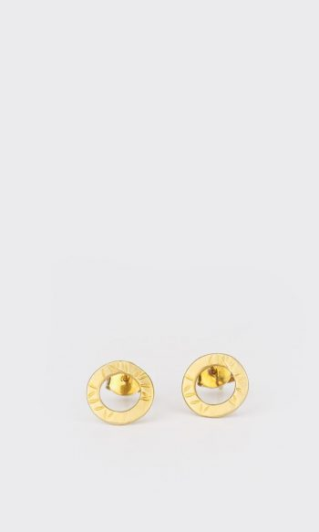 pendientes de oro de botón, pendientes de oro para regalar, pendientes de oro baratos