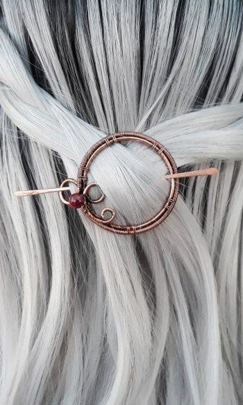 joyas para cabello largo de mujer