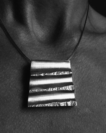 colgante de plata exclusivo, colgante de plata para mujer