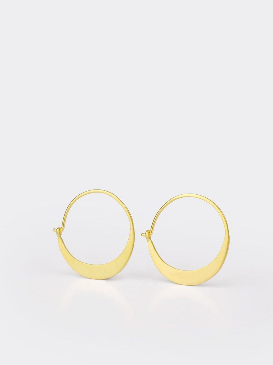 aros de oro pequeños, aros de oro baratos, comprar aros de oro baratos, regalar aros de oro baratos